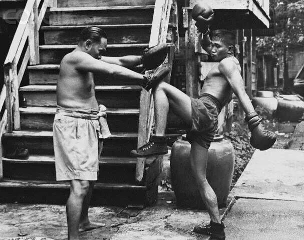 Muay Thai Old School