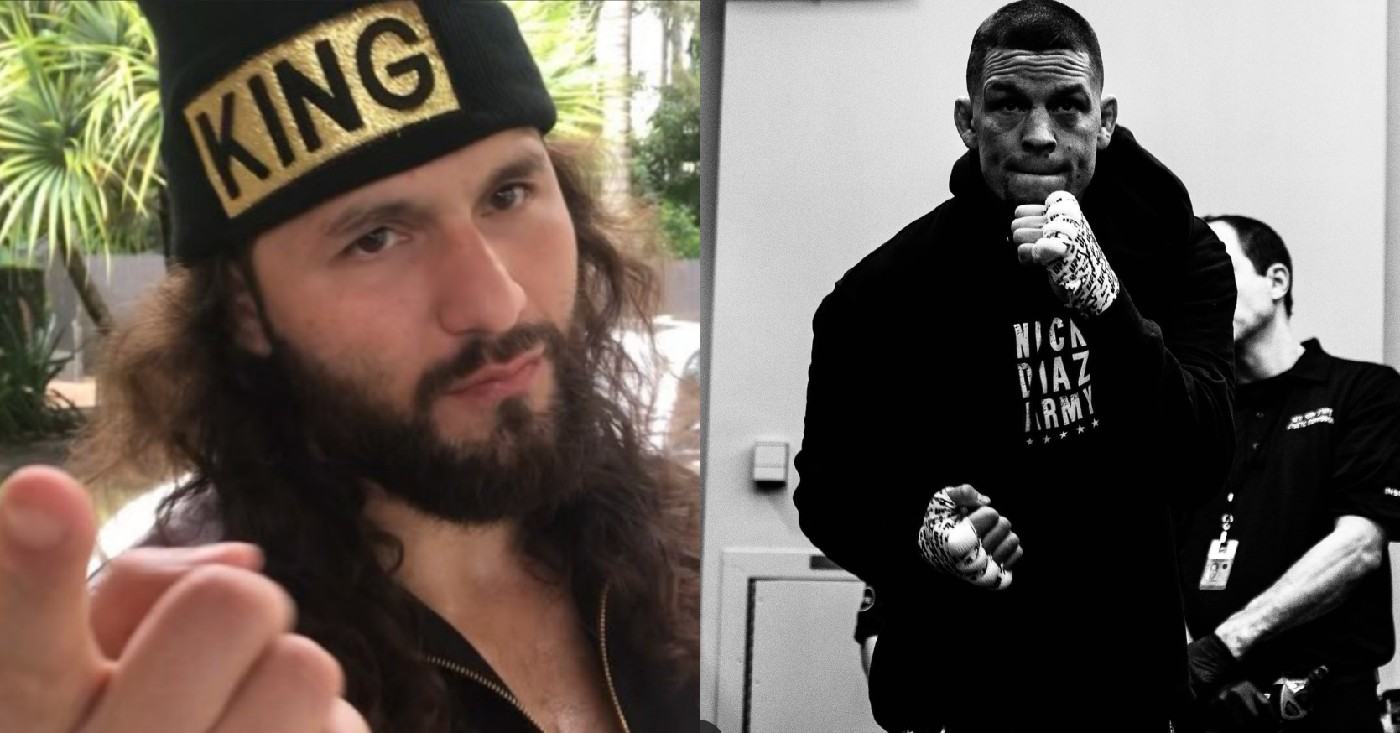 Jorge Masvidal Passes COVID-19 Test To Make UFC 251 Main Event Official, Nate Diaz Shows His Respect