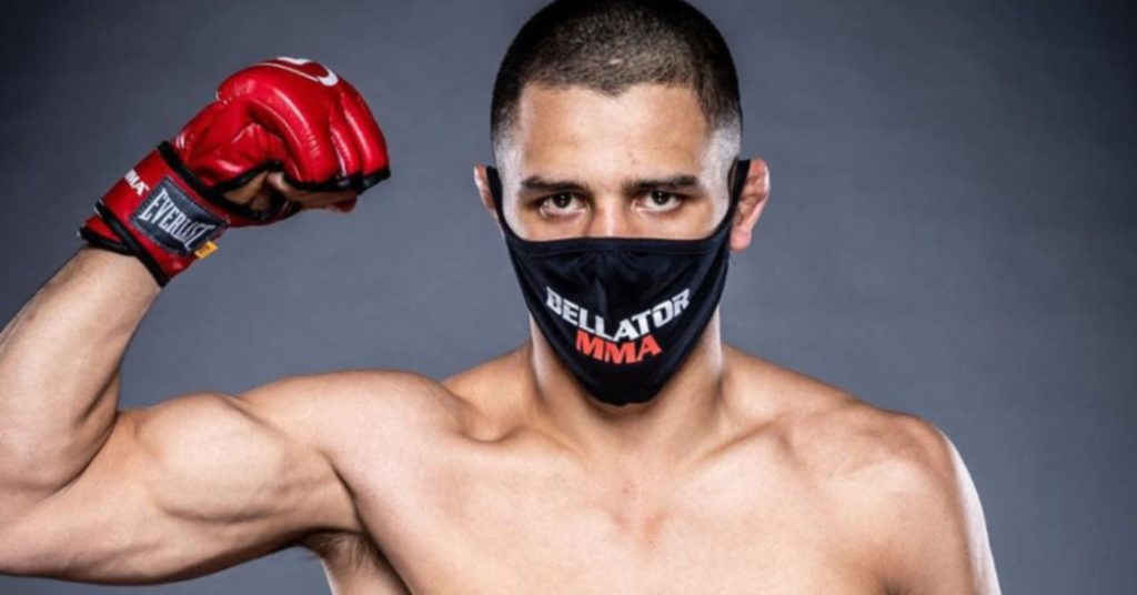 Aaron Pico Admits He 'Fell In Love With His Hands Too Much' Early On