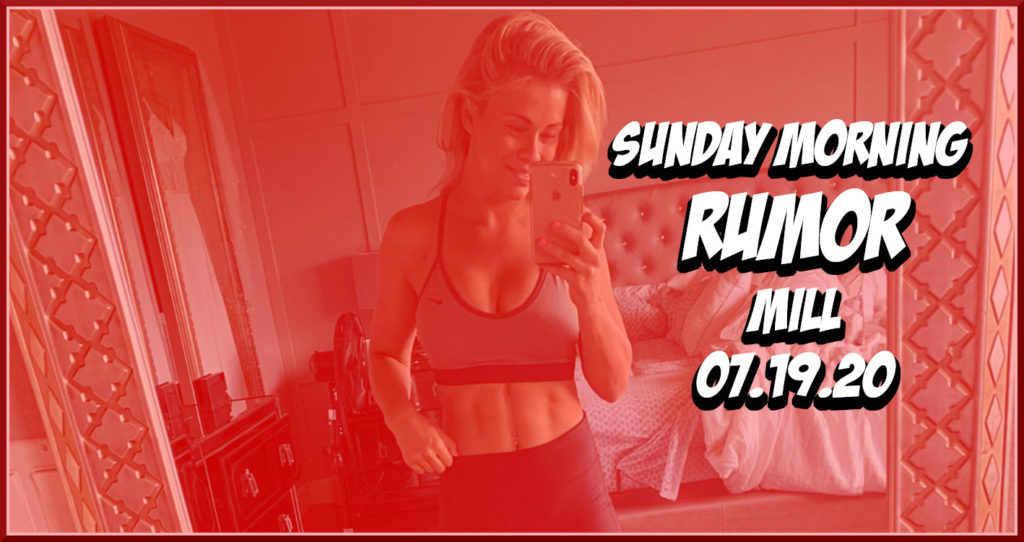 Paige Van Zant to Bellator, Masvidal's Next Bout, & More on the Sunday Morning Rumor Mill