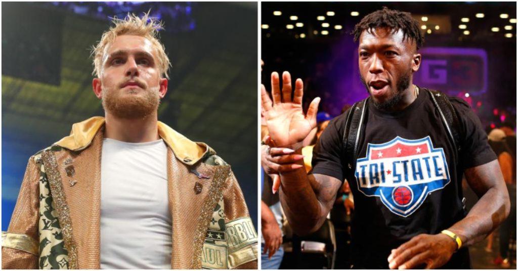 Youtuber Jake Paul to fight Former NBA Dunk Contest Champion Nate Robinson on Tyson vs Jones Jr Undercard