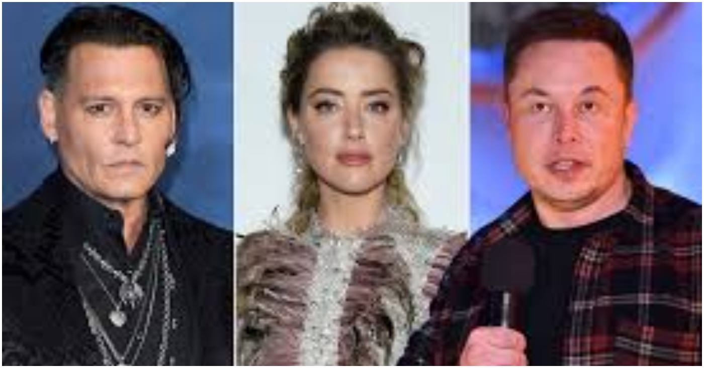 Did Elon Musk Just Challege Johnny Depp to a Cage Fight Over Amber Heard?
