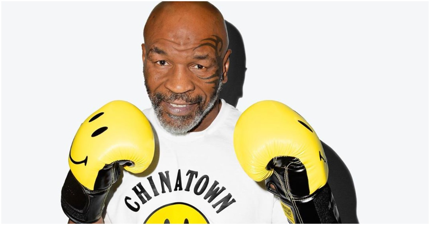 """(Video) Mike Tyson on Boxing Conor McGregor: """"I'm Going to Kick His A**"""""""