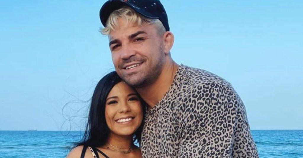 Mike Perry's Girlfriend Latory Gonzalez Announces Pregnancy