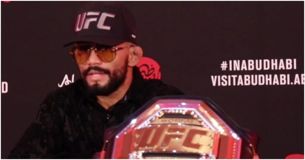 Deiveson Figueiredo Would Knock Demetrious Johnson Out If He Returned To The UFC