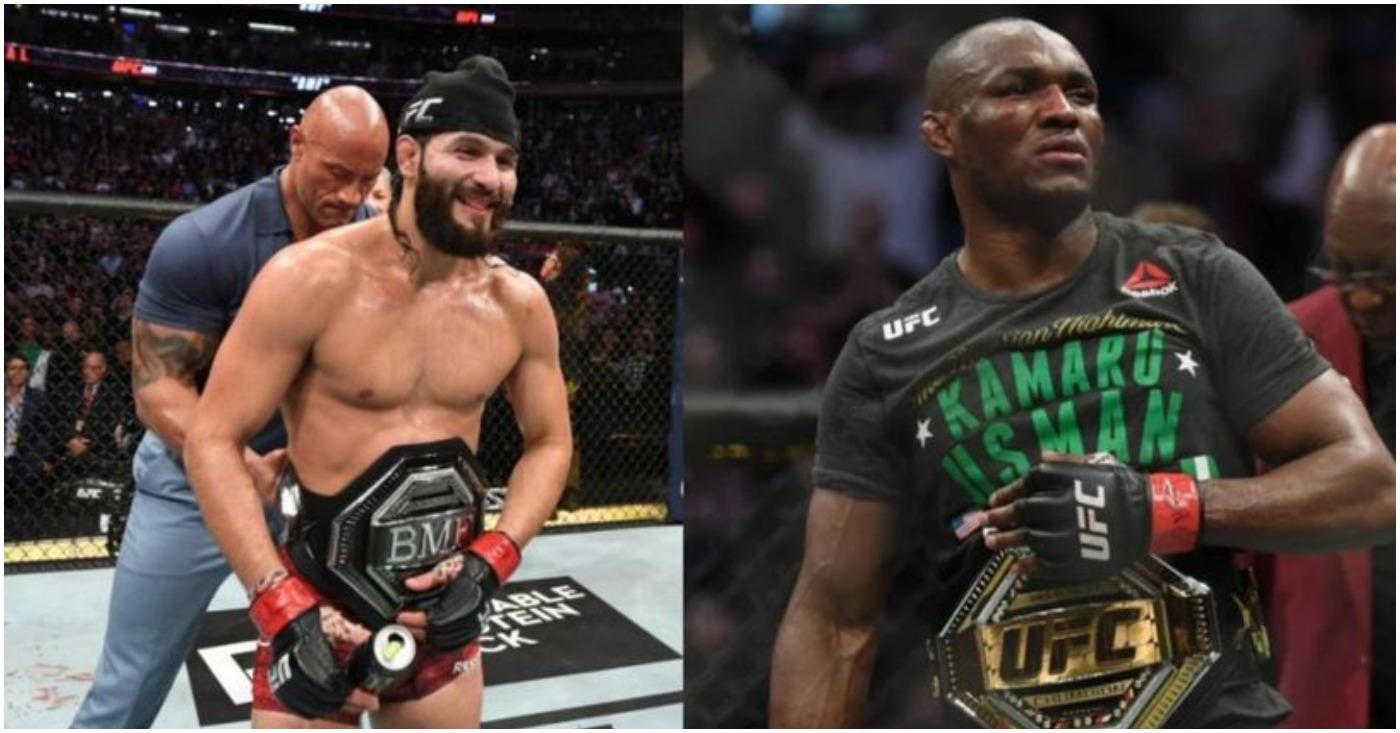 (Video) Kamaru Usman vs Jorge Masvidal Confirmed for Fight Island, UFC Shares Intense Promo