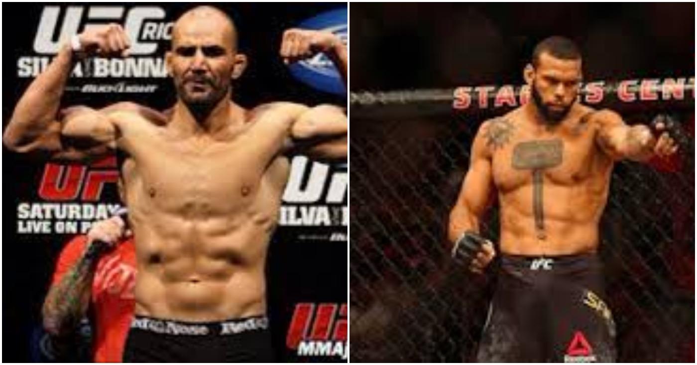 UFC Light Heavyweights Glover Teixeira and Thiago Santos to Headline UFC Card in September
