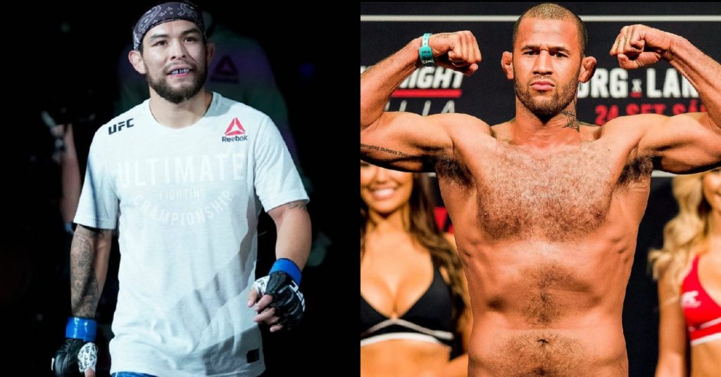 Ray Borg, Eric Spicely Out Of UFC on ESPN+ 31; Replacements Found