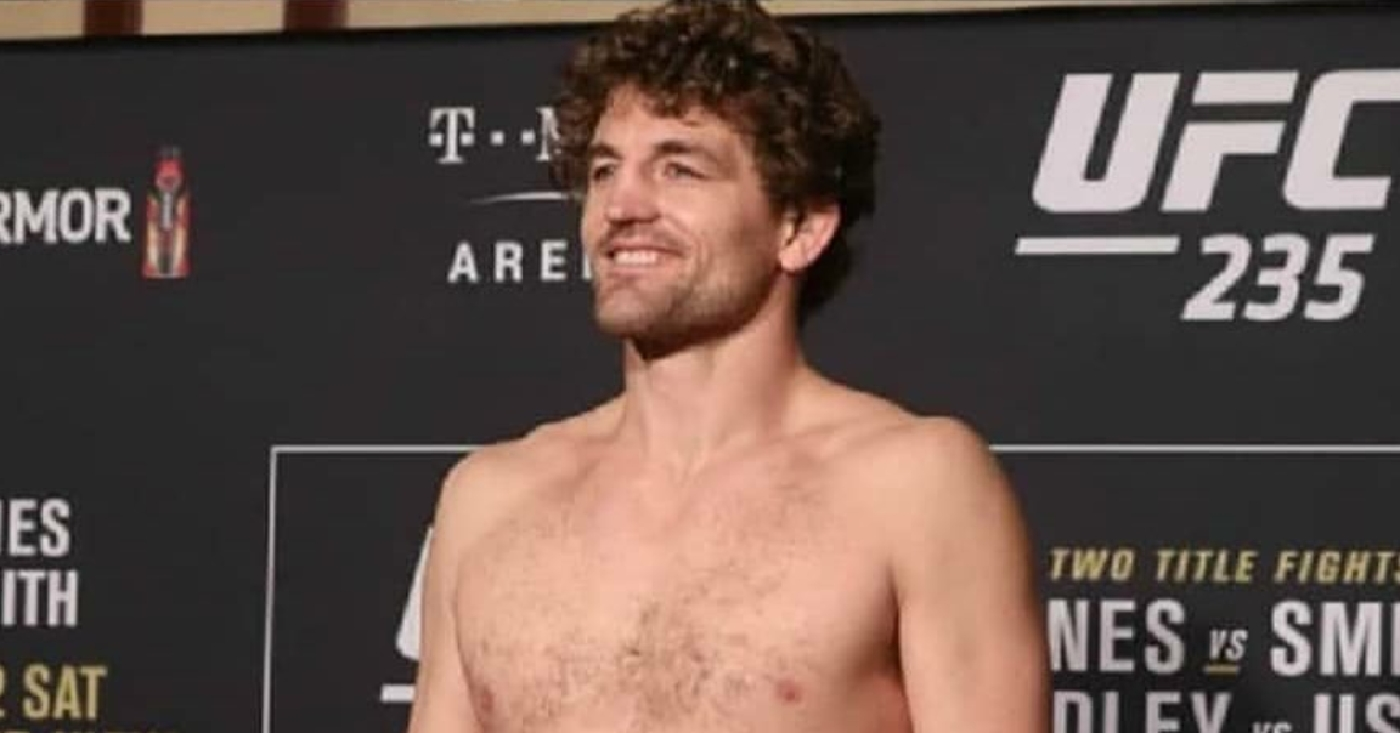 Ben Askren Unhappy That Jorge Masvidal Is Fighting At UFC 251, But Not For The Reason You Think
