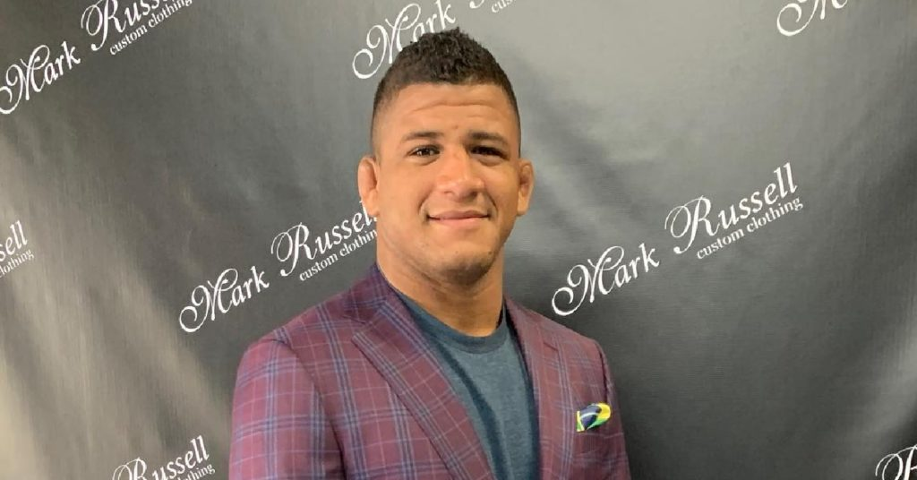 """Gilbert Burns Calls Covid-19 Title Prevention """"A Blessing"""" Or He Would've Fought Sick if Test Was Negative"""