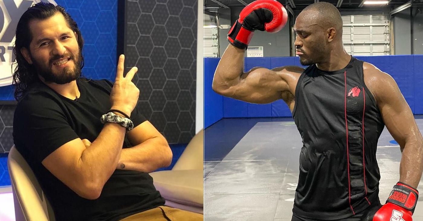 Beside COVID-19 Complications It Seems Jorge Masvidal vs Kamaru Usman All Set For UFC 251
