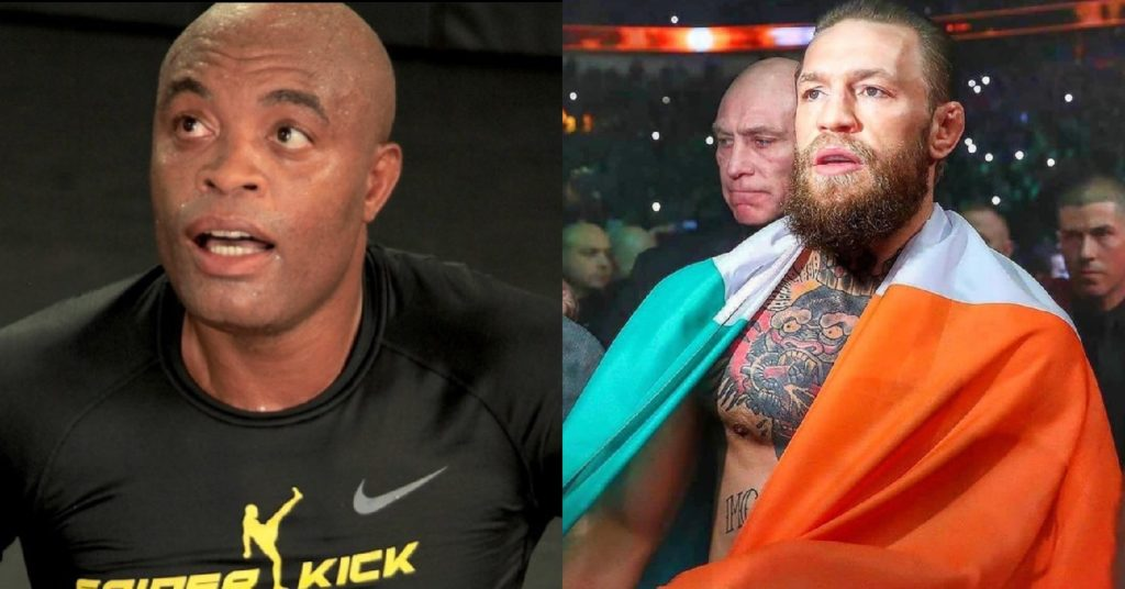 Anderson Silva: 'UFC Owes Me A Super Fight' With Conor McGregor