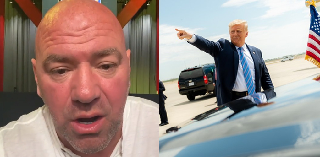 UFC President Dana White Scheduled To Appear At The Republican National Convention On Thursday