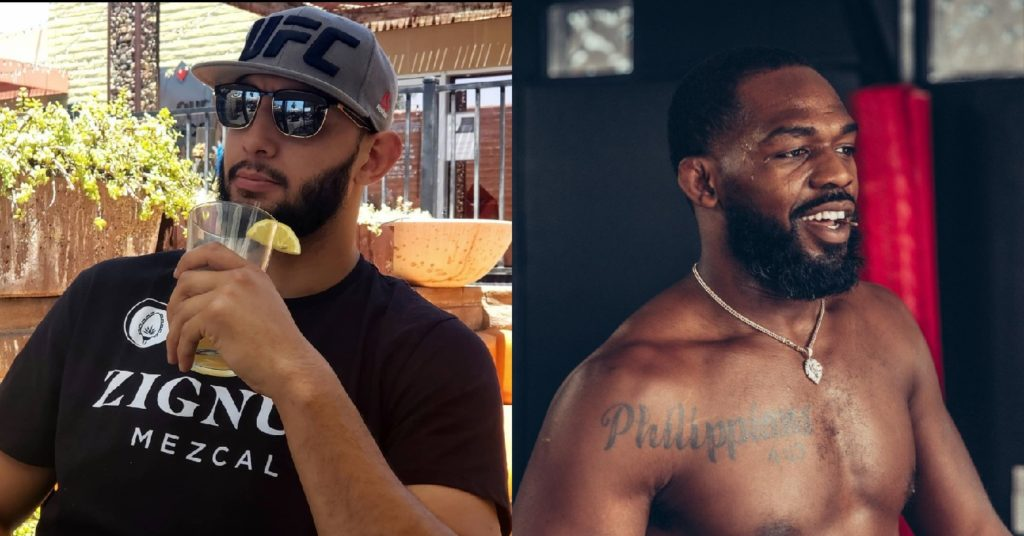 Dominick Reyes Thinks Jon Jones Is Moving To Heavyweight To 'Avoid' Him
