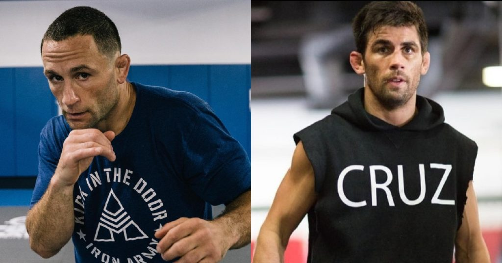 Frankie Edgar Calls For Legacy Fight With 'Legend' Dominick Cruz