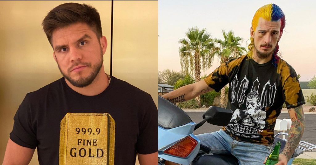 Henry Cejudo Roasts Sean O'Malley For Being The 'Champ Of Rolling Blunts And Ankles'