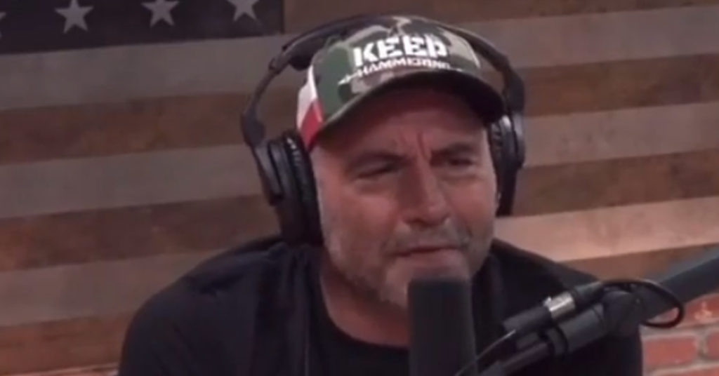 Joe Rogan Loses Himself To A 'Mind Virus' During A Psychedelic Experience In His Sauna
