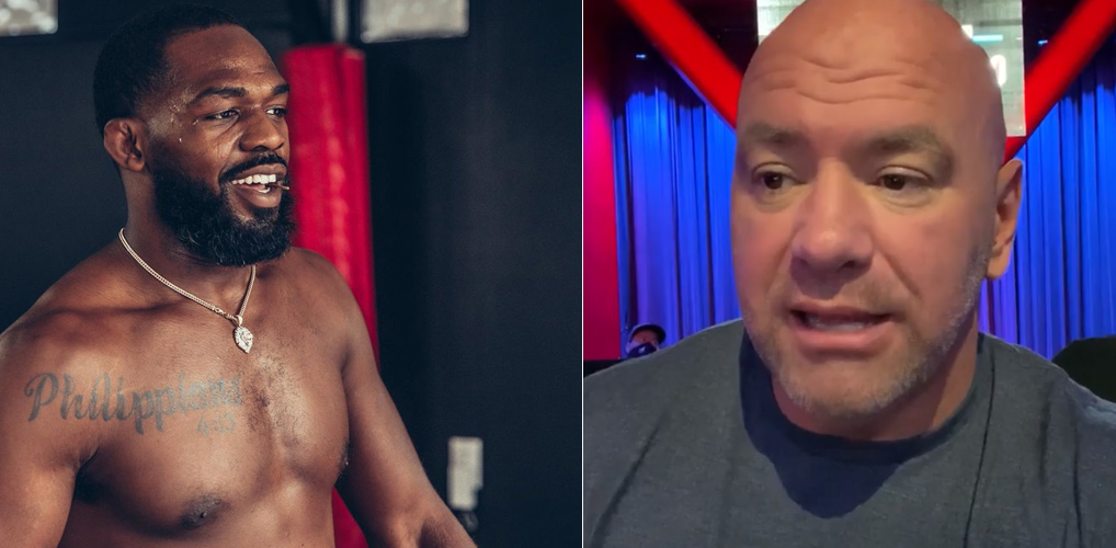 Per Dana White, Jon Jones Has Done To Earn An Immediate Heavyweight Title Shot