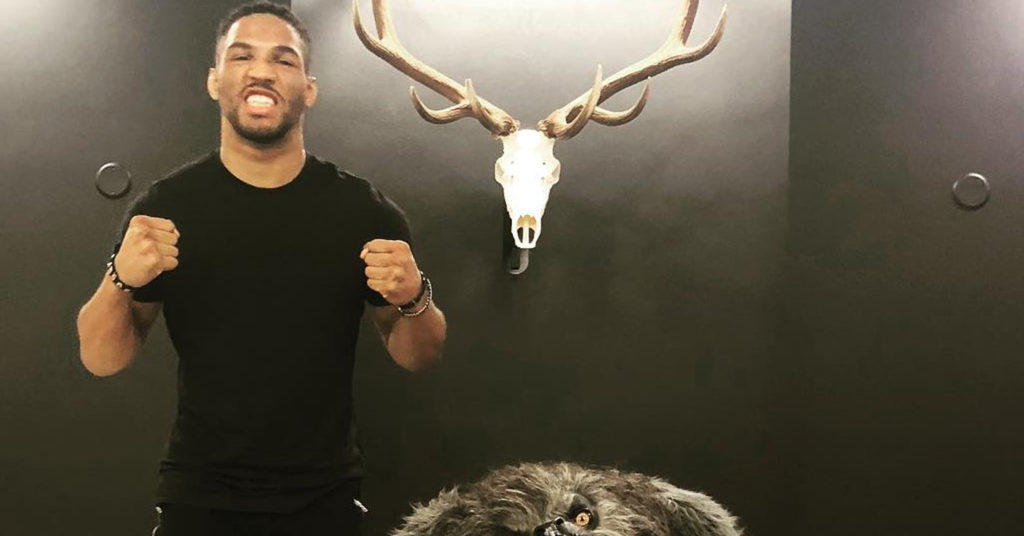 Kevin Lee Thinks He's Better Than Anybody He Ever Fought