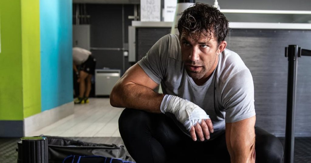 Luke Rockhold: 'When I'm In The Gym, I'm Still The Best Motherf—er There'