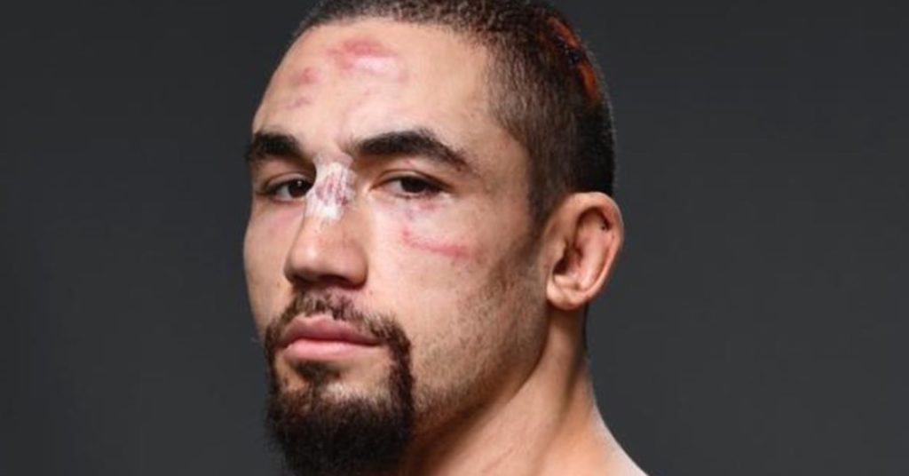 Robert Whittaker Plans On Slaying 'Monster' Jared Cannonier At UFC 254