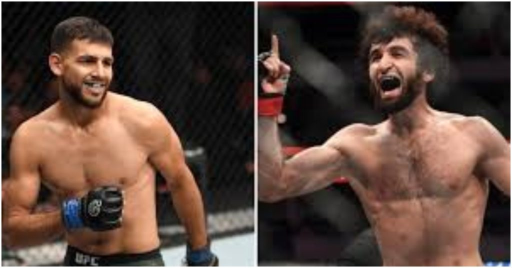Yair Rodriguez vs Zabit Magomedsharipov Off Due to Injured Ankle of Yair