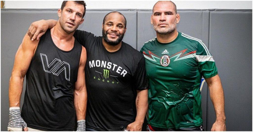 "Daniel Cormier Plans to ""Smash"" Stipe Miocic Using Heavy Wrestling Tactics During Trilogy"