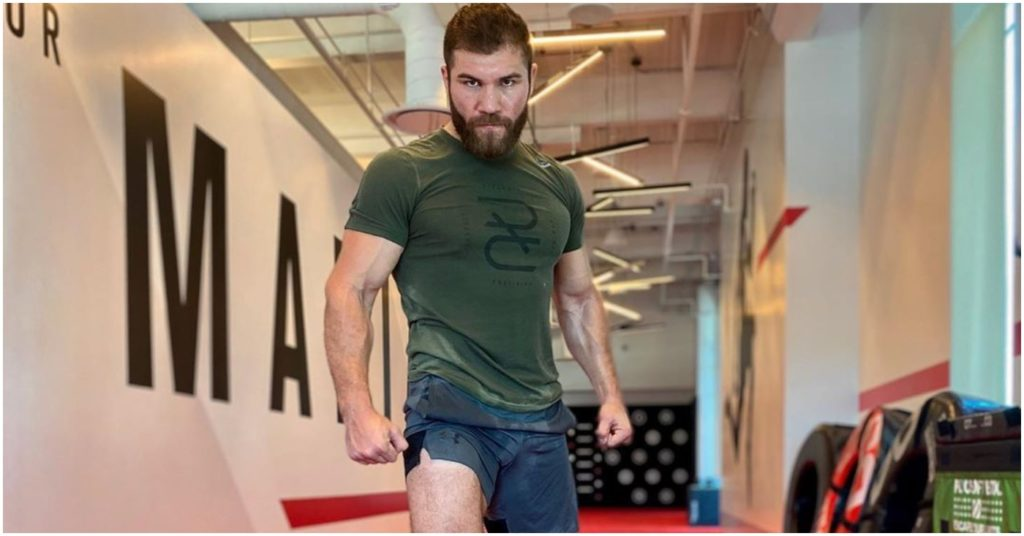 Ion Cutelaba Tests Positive for COVID-19, Forced Out of Magomed Ankalaev Rematch