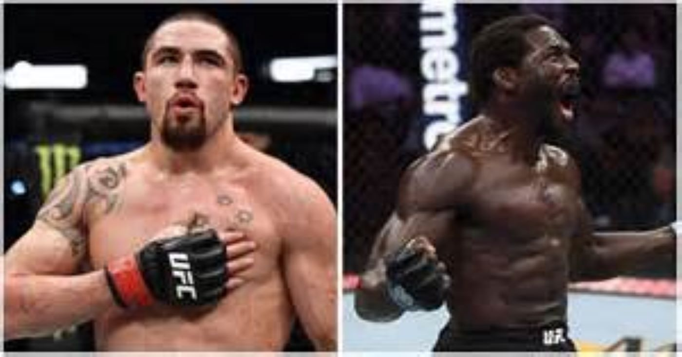 Robert Whittaker vs Jared Cannonier Is Set For UFC 254