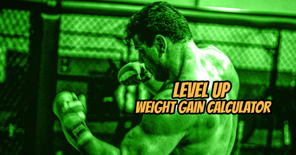 Weight Gain Calculator: Learn The Best Way to Gain Weight & Build Muscle