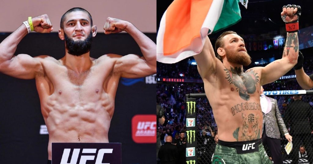 Ali Abdelaziz: Khamzat Chimaev Will Make 'Mentally Unstable' Conor McGregor 'Drink From A Straw For The Rest Of His Life'