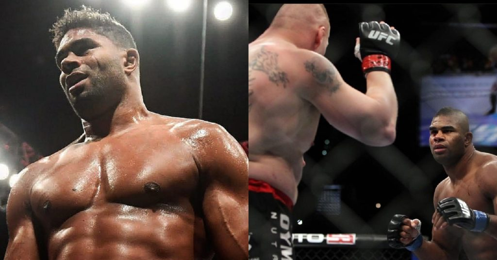 Alistair Overeem Shuts Down Brock Lesnar Rematch: 'Who Cares About Brock?'