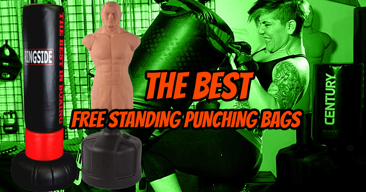 The 10 Best Free Standing Punching Bags in 2020