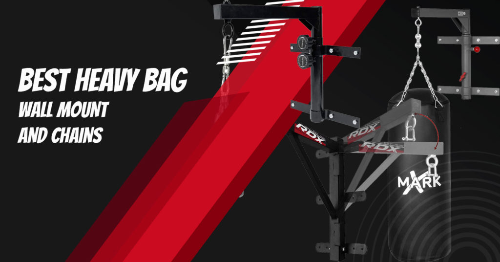 The 9 Best Heavy Bag Wall Mount and Chains in 2020