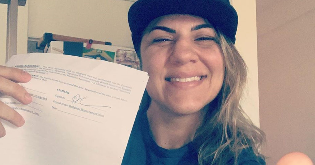 Bethe Correia Plans To Retire From MMA After Her Final Fight On December 5