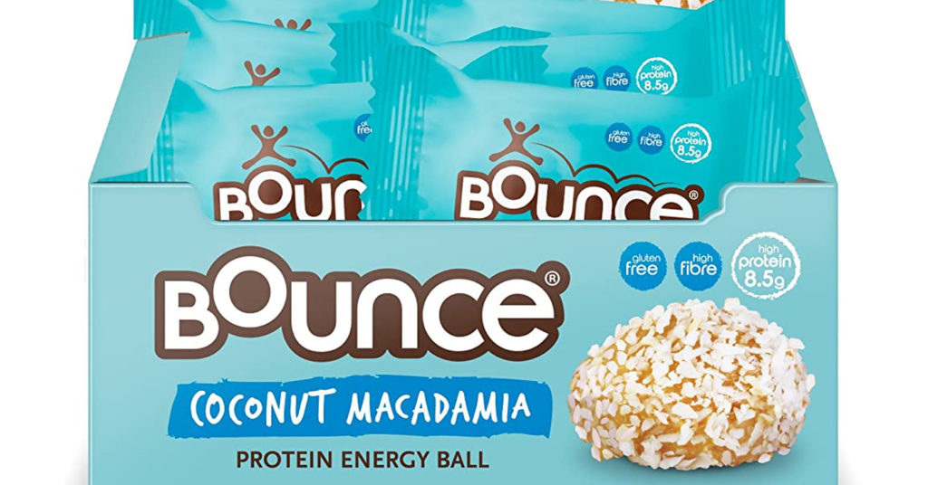 Bounce Energy Balls Review