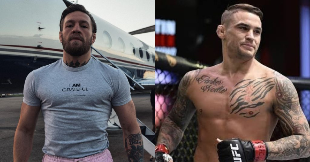 Conor McGregor and Dustin Poirier Officially Offered Fight By Dana White