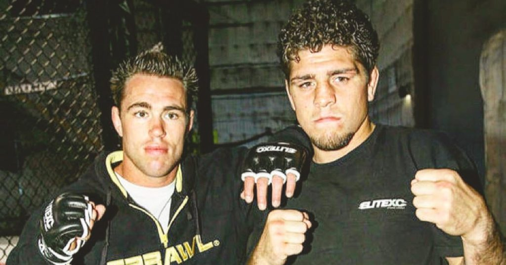 Jake Shields: Nick Diaz Got 'Too Out Of Control,' But The Old Nick Is Back