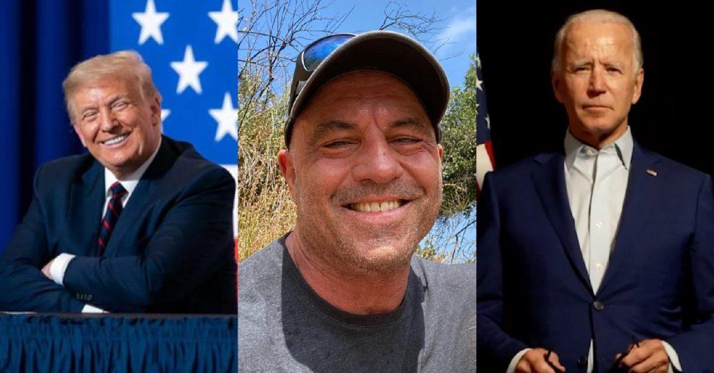 Joe Rogan Offers To Mediate Debate Between Donald Trump and Joe Biden, Trump Agrees