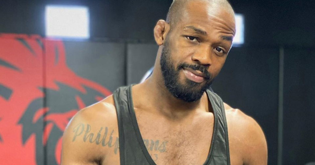 Jon Jones Explains Vacating Light Heavyweight Title to Keep the Division Moving