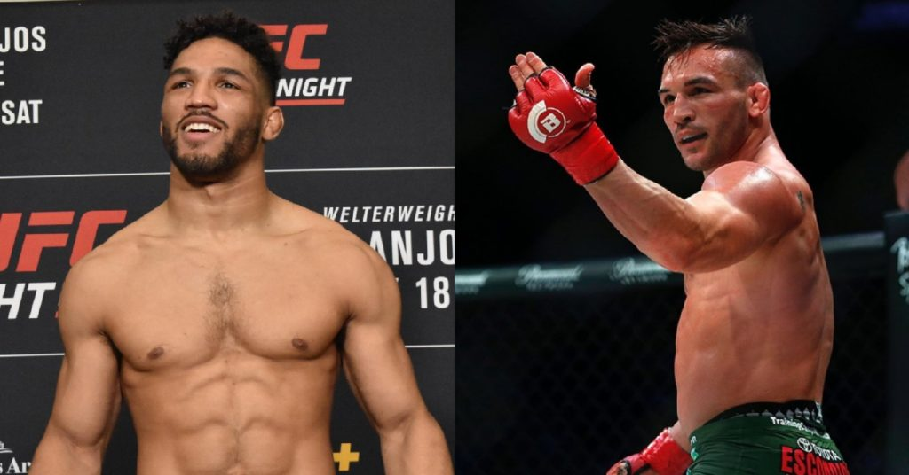 Kevin Lee Thinks UFC Signed Michael Chandler 'To S–t On Bellator'