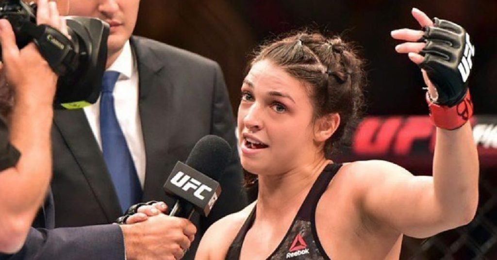 Mackenzie Dern Explains Why Missing Weight Is A Problem Of The Past