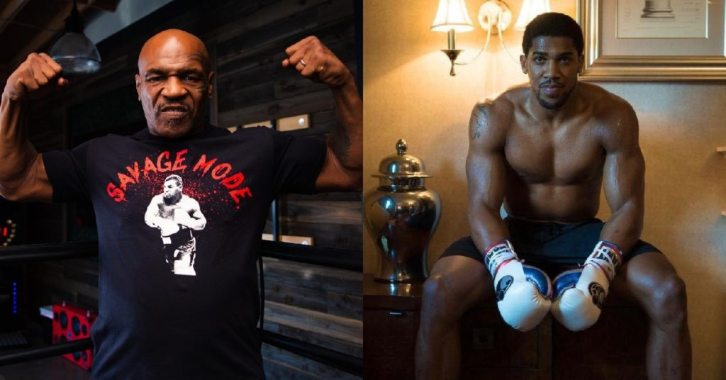 Mike Tyson 'Would Love' Charity Fight With Anthony Joshua, See How Their Striking Compares!