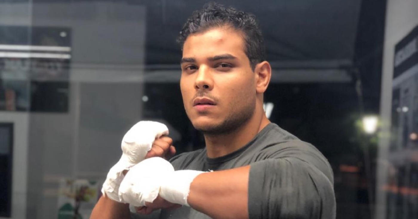 Paulo Costa Finally Visited By USADA Ahead Of UFC 253