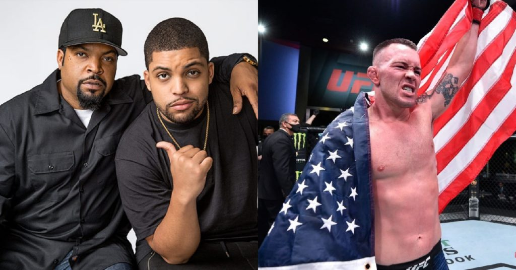 Ice Cube's Son Rips Into Colby Covington Over 'Woke Athlete' Comments