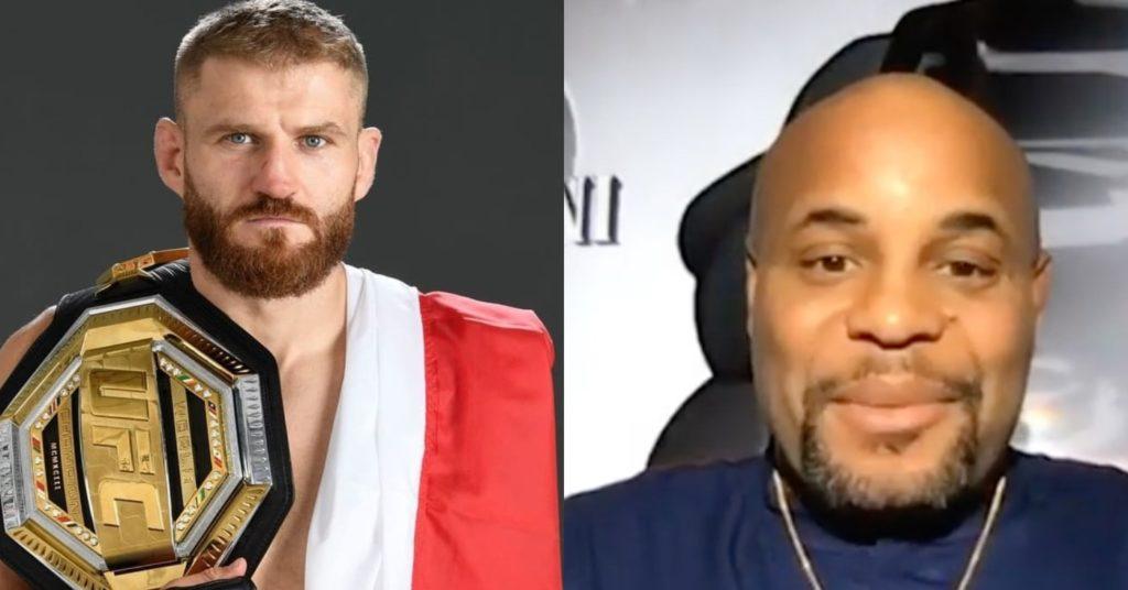 Jan Blachowicz Wants To Teach 'Fat Ass' Daniel Cormier Some Respect, Cormier Responds