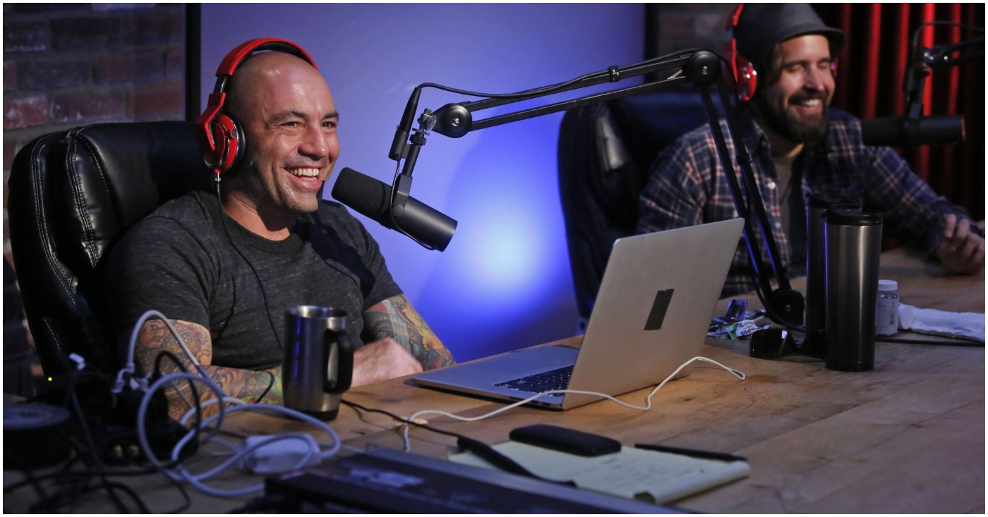 Spotify Employees Threaten Strike if Joe Rogan Experience Isn't Censored