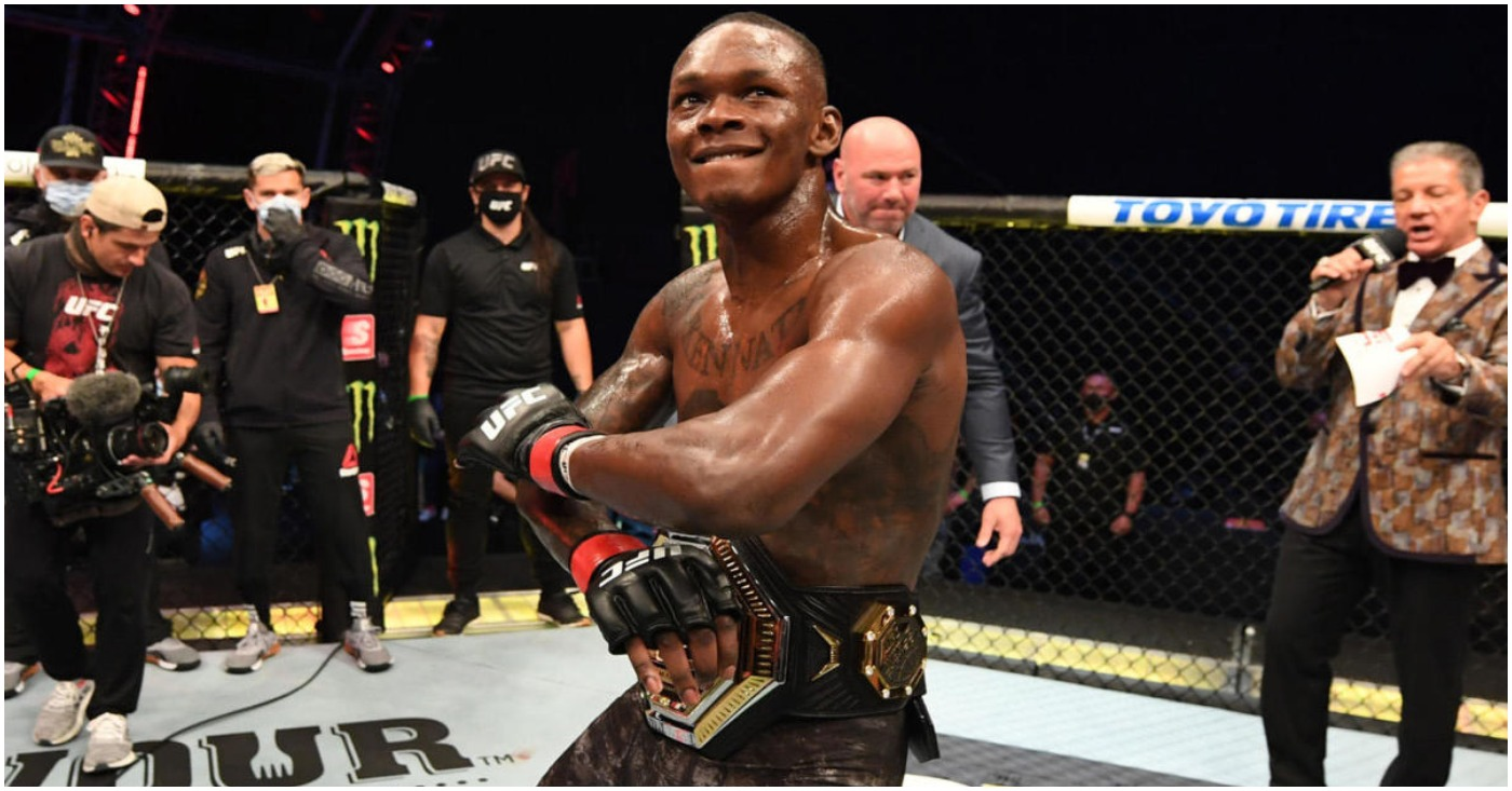 "Israel Adesanya Wants 90% Purse Deduction for Missing Weight: ""30% is Not Enough"""