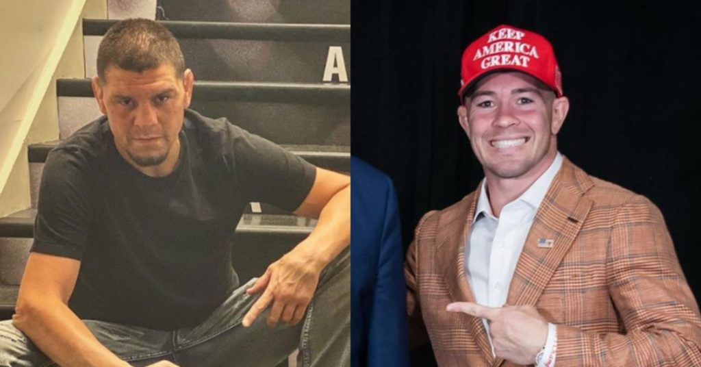 Colby Covington 'Would Love To Fight' Nick Diaz And Retire Him