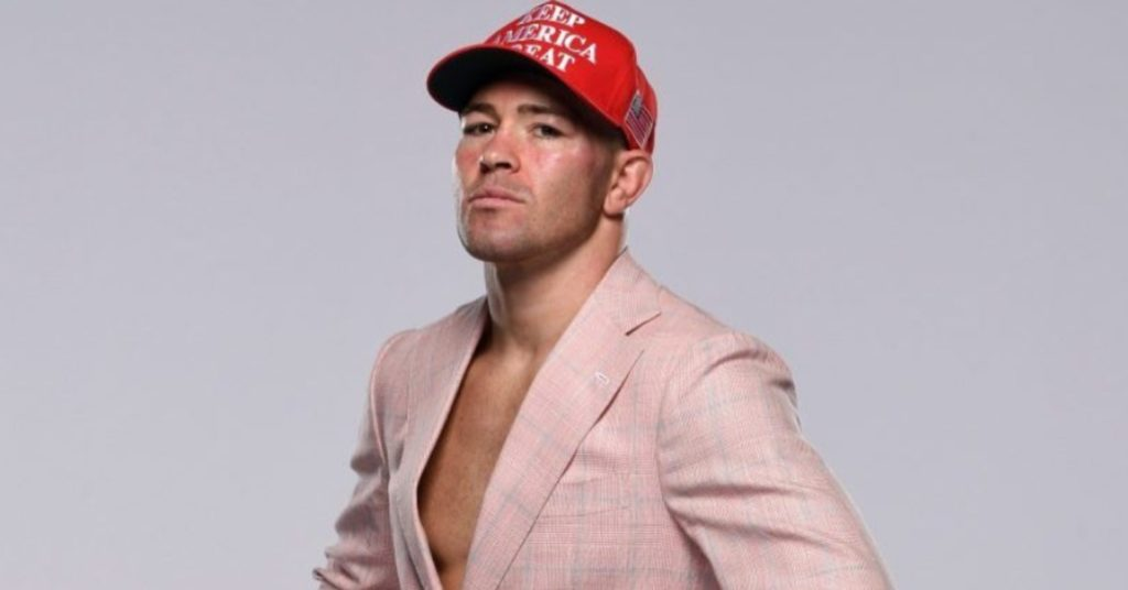 Colby Covington Responds To 'Woke Mob' Following Recent Criticism